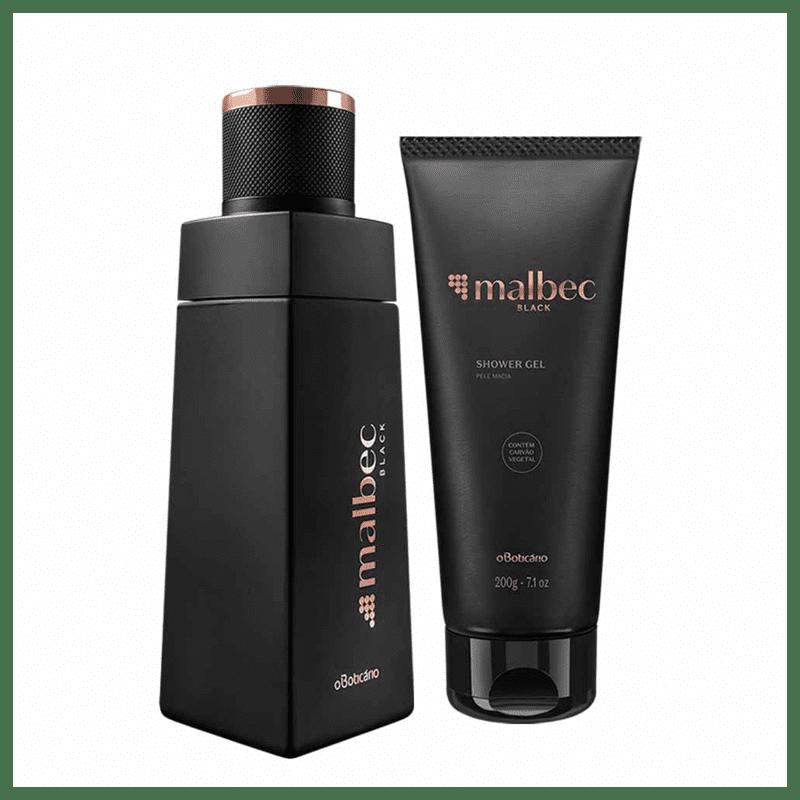 Combo Malbec Black: Desodorante Colônia + Shower Gel