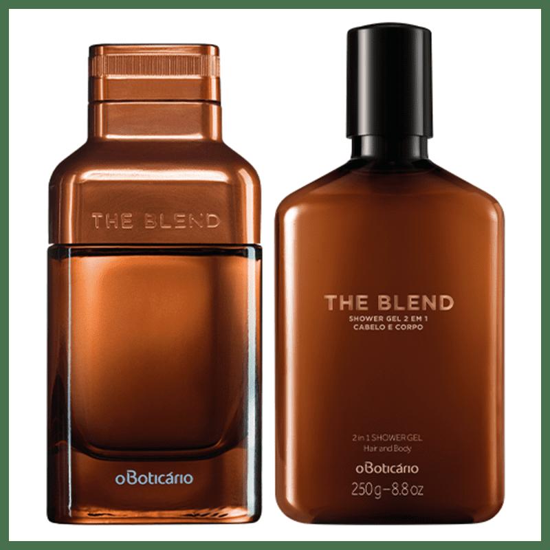 Combo The Blend: Eau de Parfum + Shower Gel 2 em 1