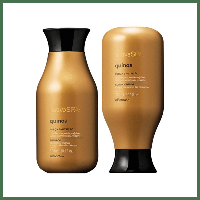 Combo Nativa Spa Quinoa: Shampoo + Condicionador