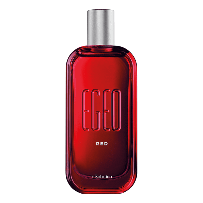 Egeo Red Desodorante Colônia 90ml