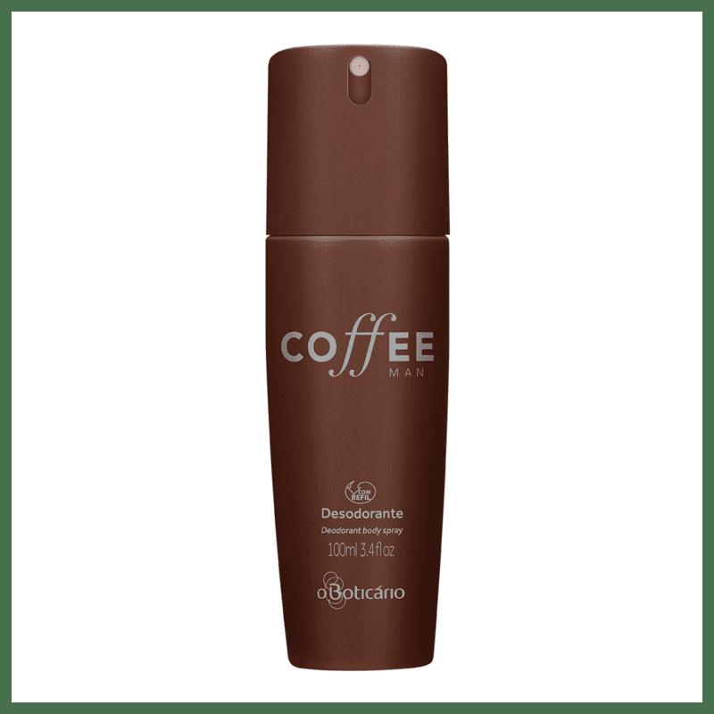 Desodorante Body Spray Coffee Man, 100ml
