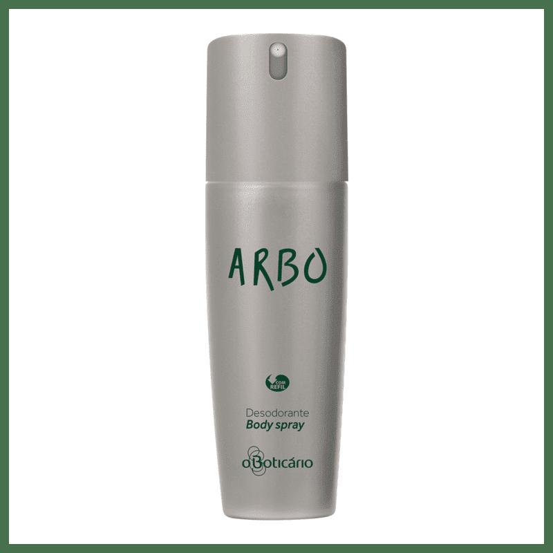 Desodorante Body Spray Arbo, 100ml