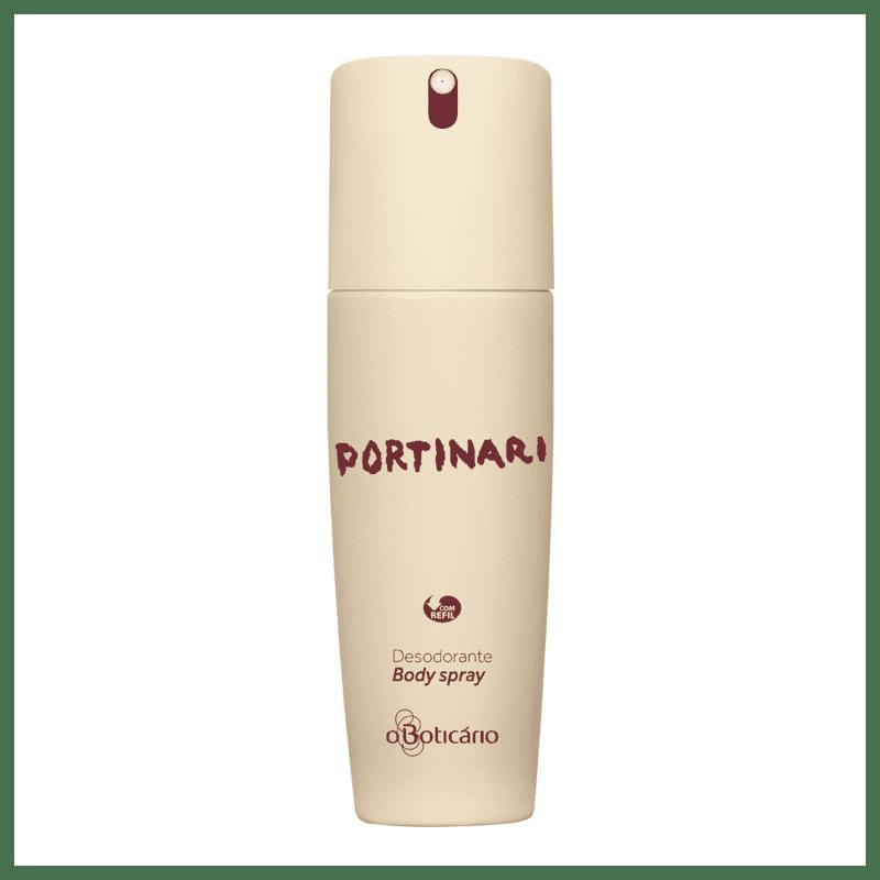Desodorante Body Spray Portinari, 100ml