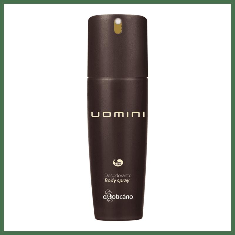 Desodorante Body Spray Uomini, 100ml
