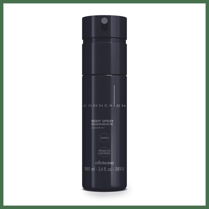 Desodorante Body Spray Boticolletion Connexion 100ml