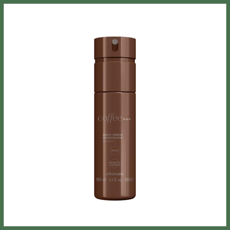 Desodorante Body Spray Coffee Man 100ml