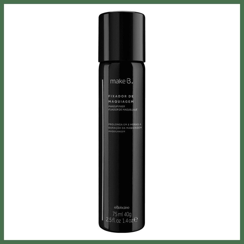 Rosto Spray Fixador Maquiagem Make B. 75ml/40g