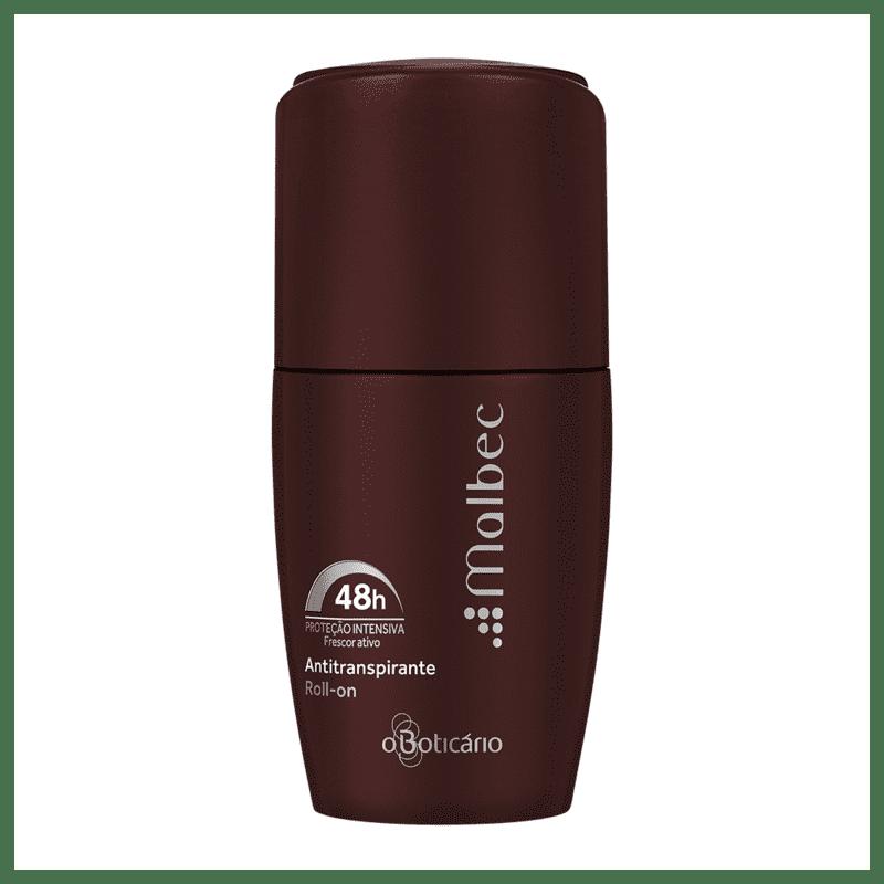 Desodorante Antitranspirante Roll-on Malbec 55ml
