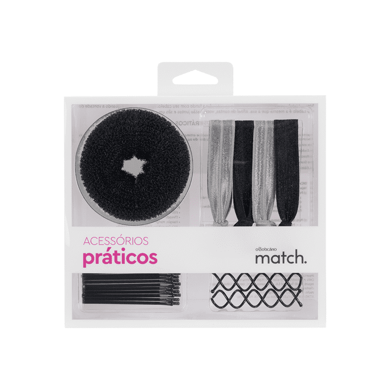 Kit Para Cabelos Match