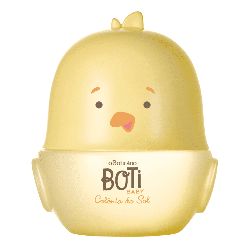 o Boticário Boti Baby Sol - Colônia Infantil 100ml