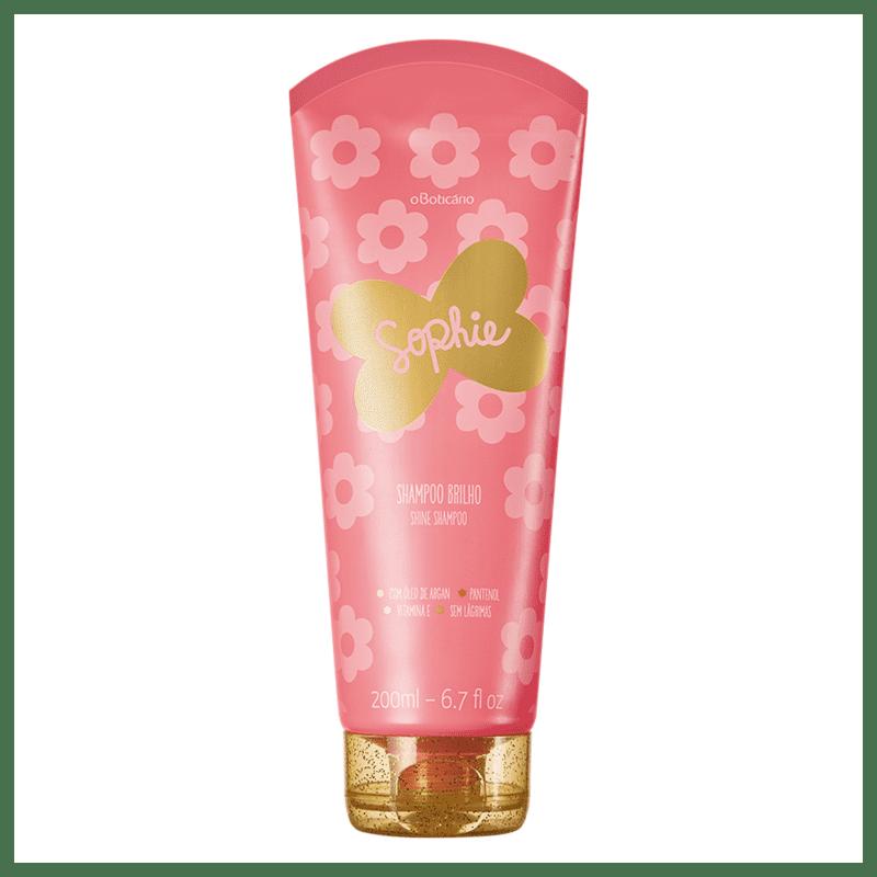 Shampoo para Cabelo Sophie, 200ml