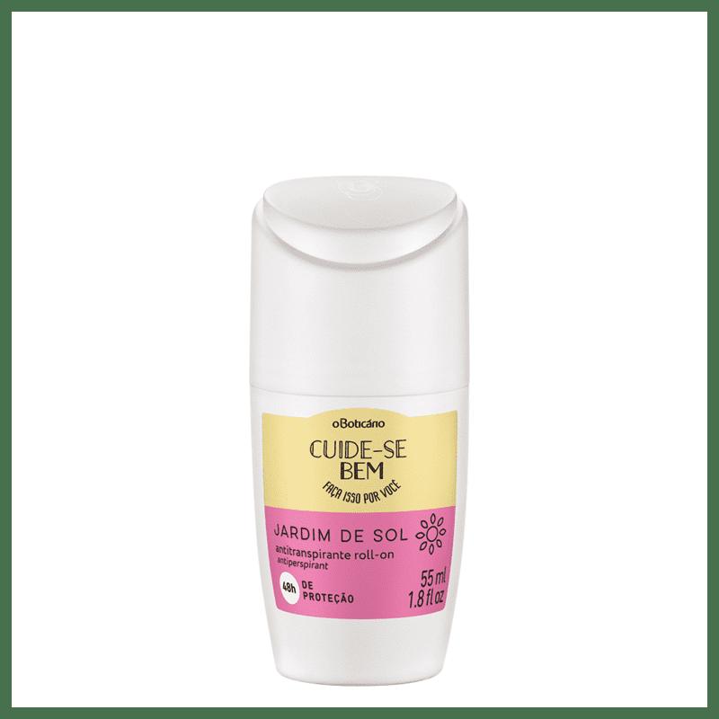 Desodorante Roll-on Cuide-Se Bem Jardim De Sol, 55ml