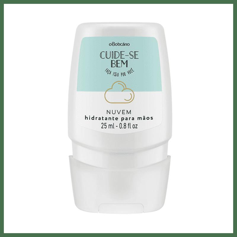 Creme Hidratante Desodorante para Mãos Cuide-se Bem Nuvem, 25ml