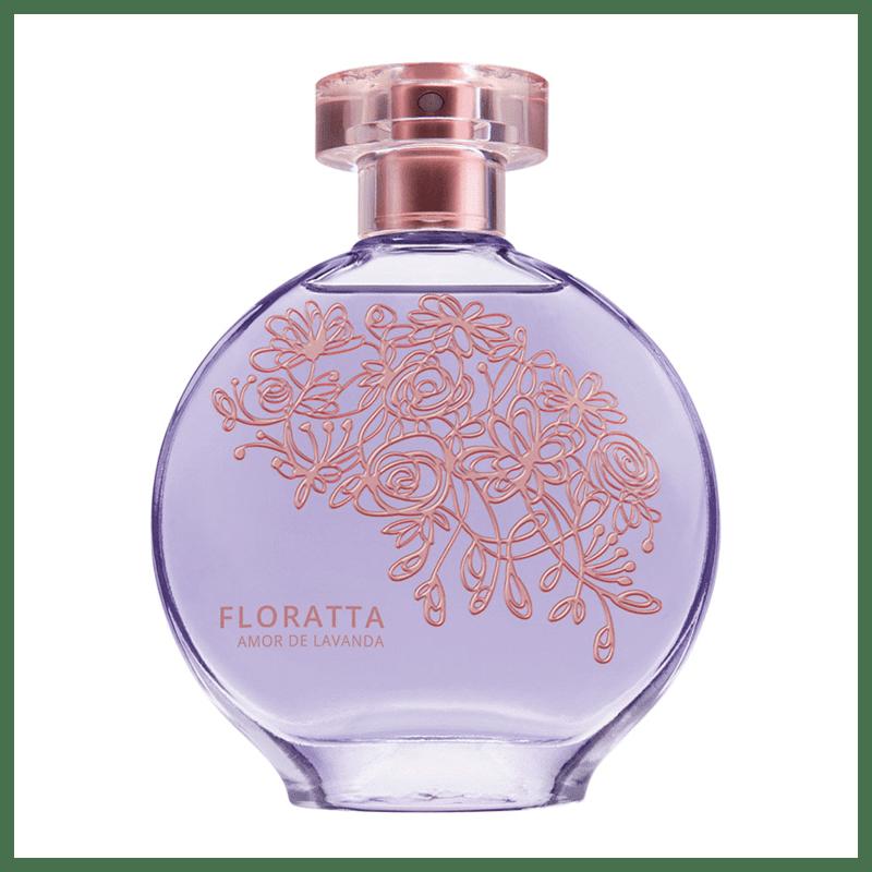 Floratta Amor de Lavanda Desodorante Colônia, 75ml