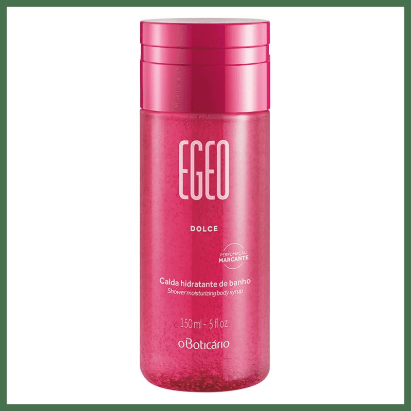 Calda Hidratante Desodorante de Banho Egeo Dolce, 150ml