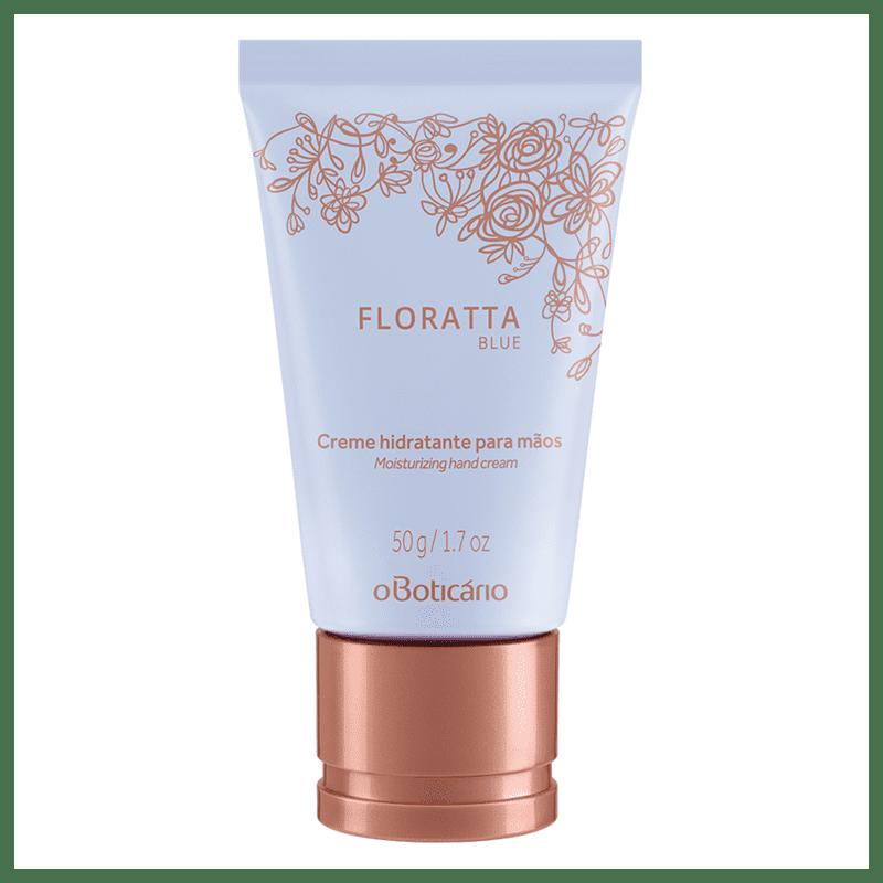 Floratta Creme Hidratante Desodorante Para Mãos Blue 50G