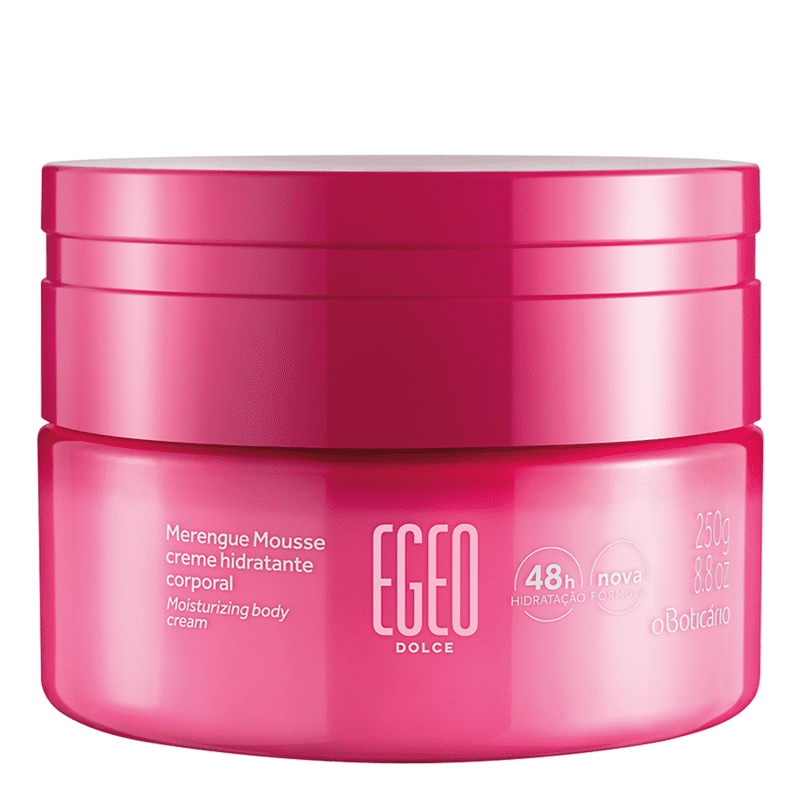 o Boticário Egeo Dolce - Hidratante Desodorante Corporal 250g