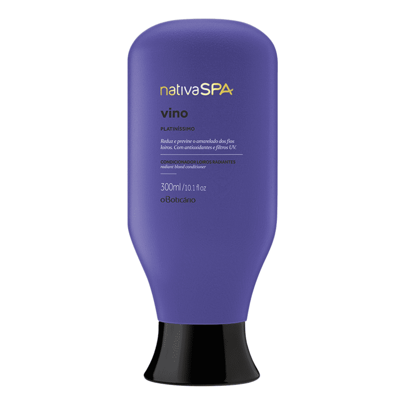 Condicionador Nativa SPA Vinoterapia 300ml