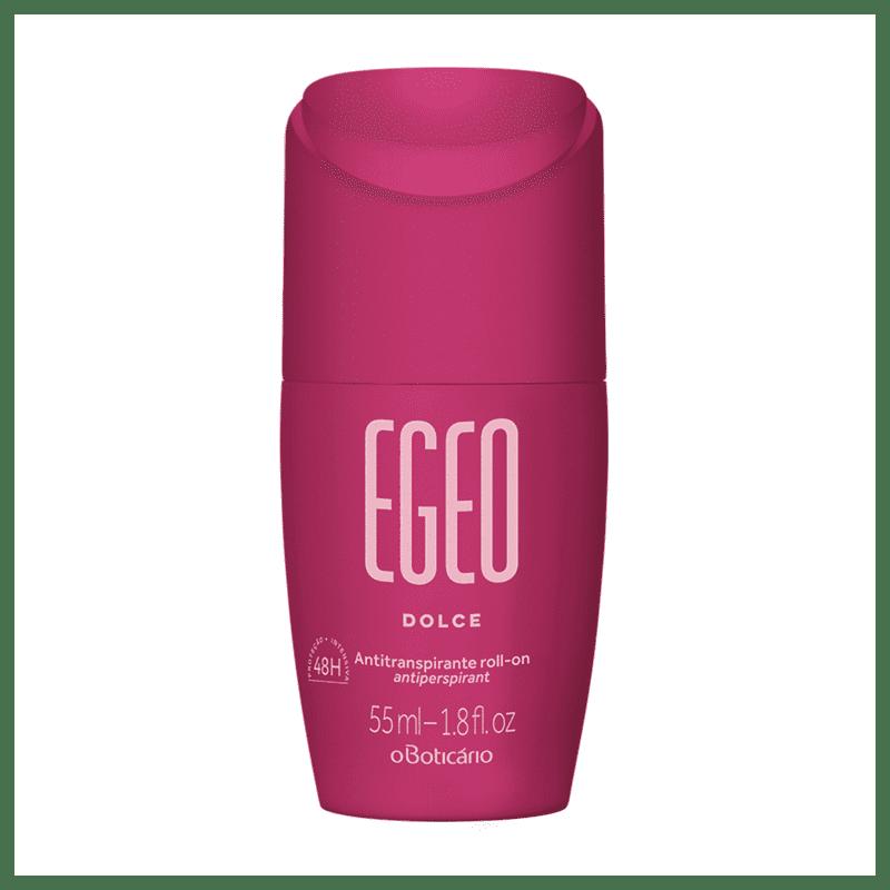 Desodorante Antitranspirante Roll On Egeo Dolce 55ml