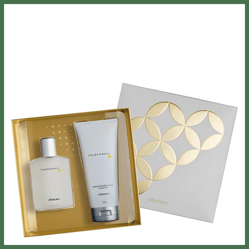 Kit Presente Insensatez: Desodorante Colônia 100ml + Shower Gel 200g