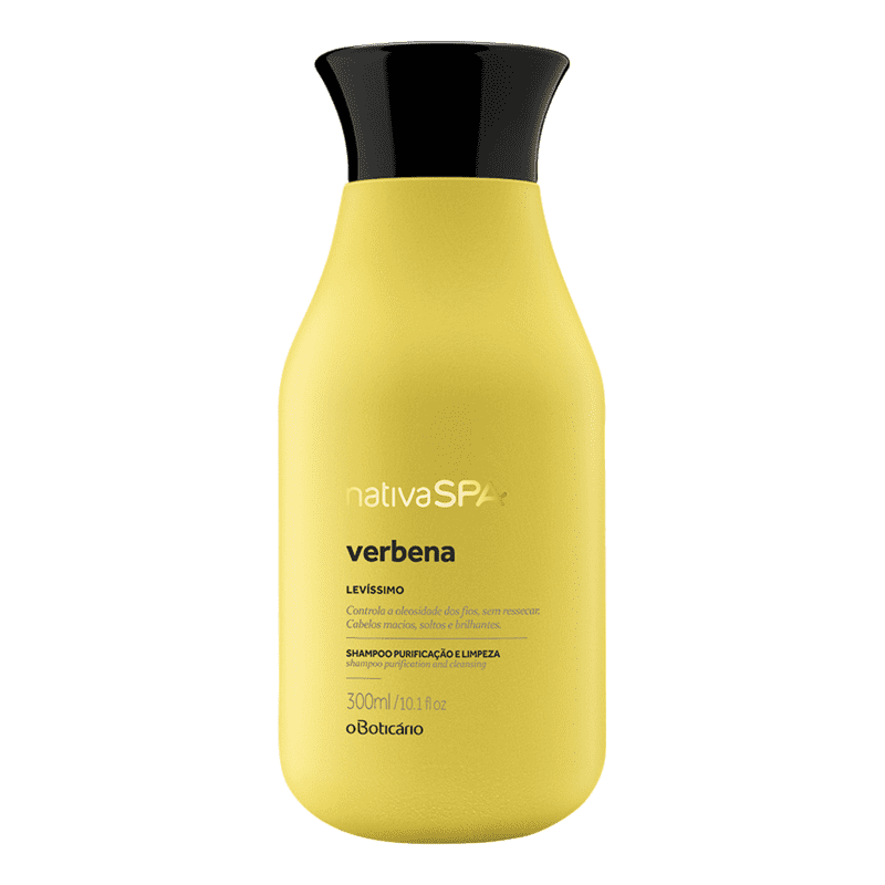 Shampoo Nativa SPA Verbena 300ml