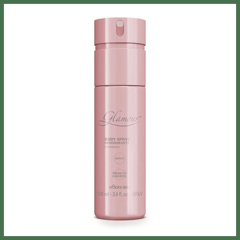Desodorante Body Spray Glamour, 100 ml