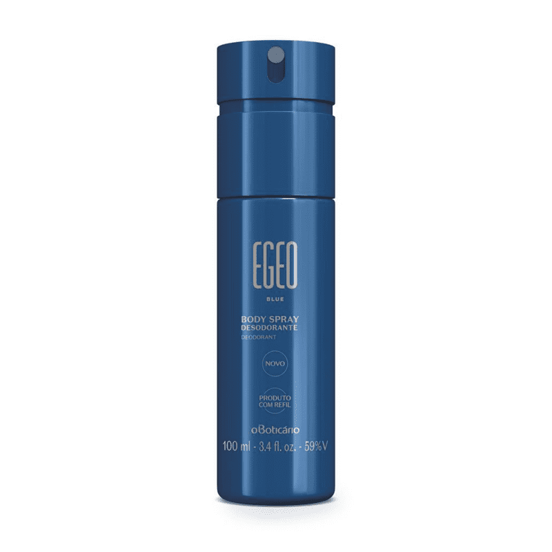 Desodorante Body Spray Egeo Blue, 100 ml