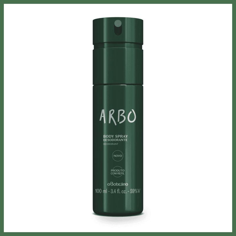 Desodorante Body Spray Arbo, 100 ml