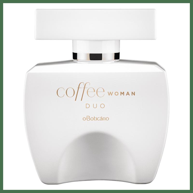 Coffee Woman Duo Desodorante Colônia 100ml