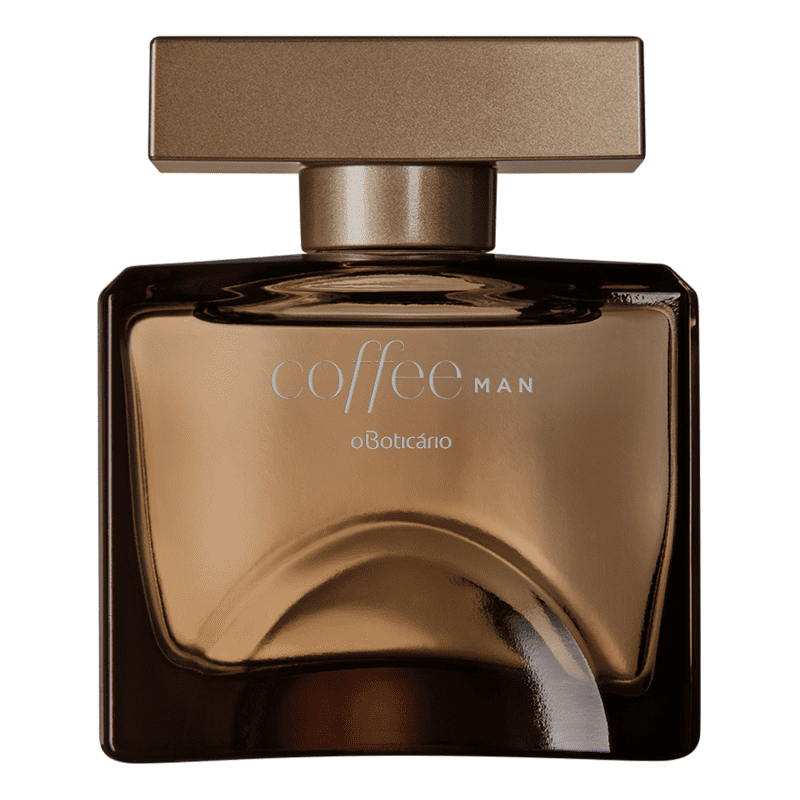 Coffee Man Desodorante Colônia, 100ml