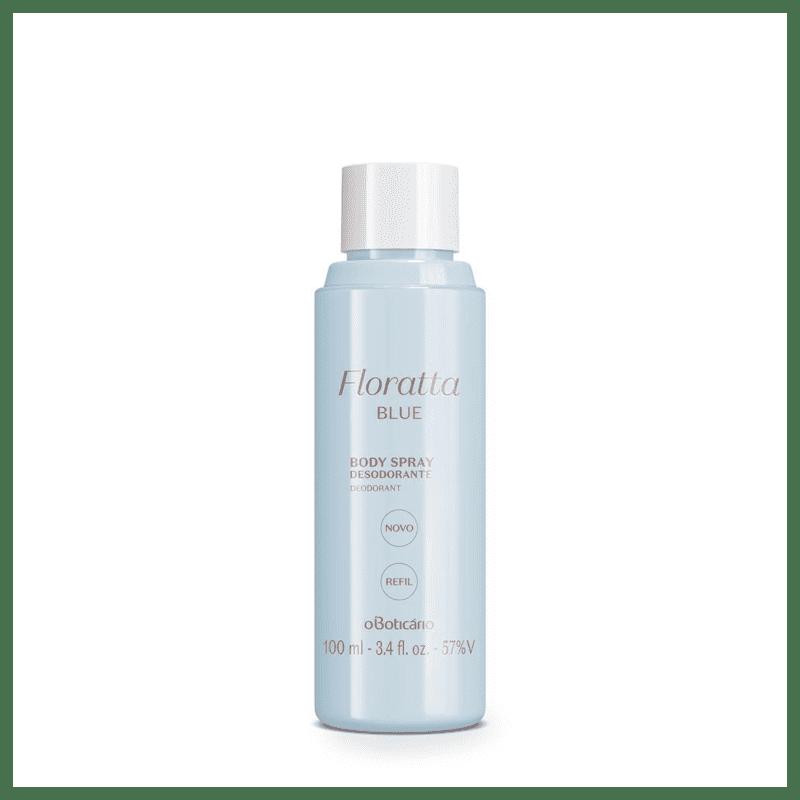 Refil Desodorante Body Spray Floratta Blue