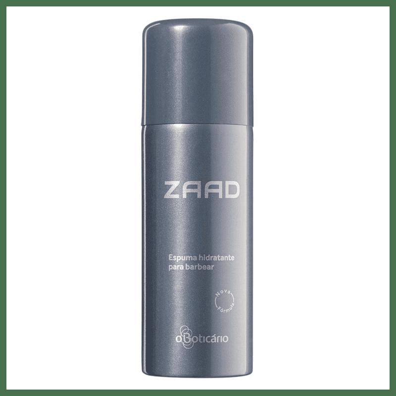 Espuma de Barbear Hidratante Zaad, 200ml