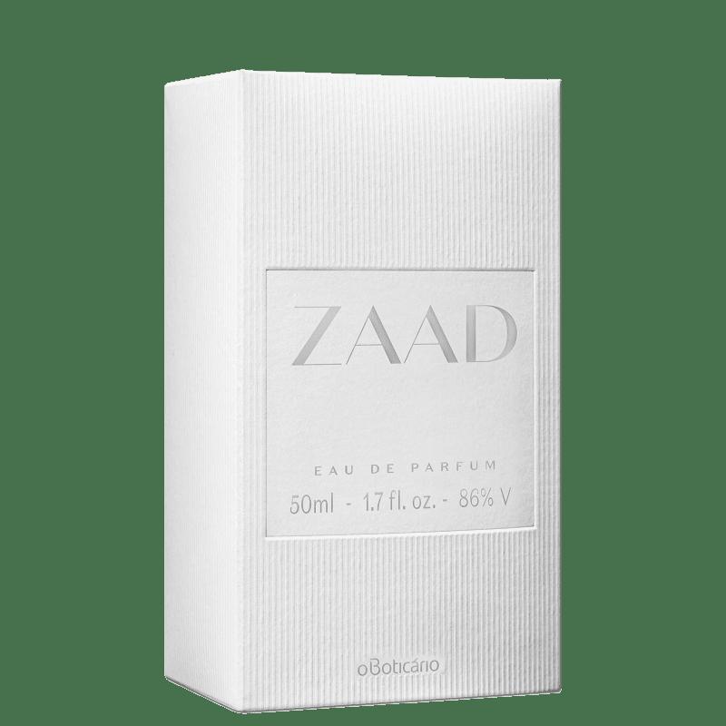 o Boticário Zaad - Eau De Parfum Masculino 50ml