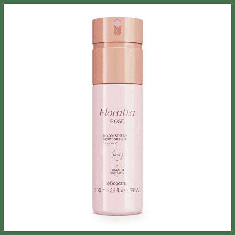 Desodorante Body Spray Floratta, 100 ml