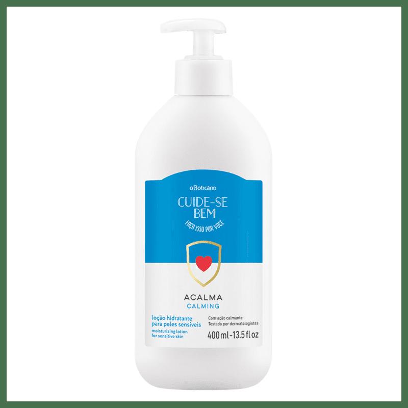 Loção Hidratante Desodorante Corporal Cuide-Se Bem Acalma, 400ml