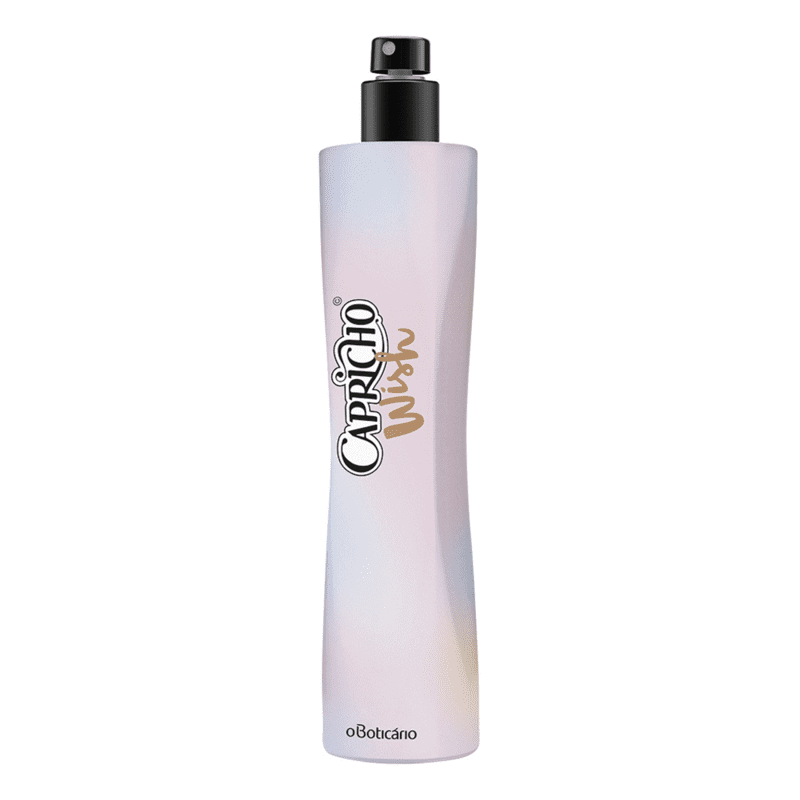 Capricho Wish Desodorante Colônia, 50ml