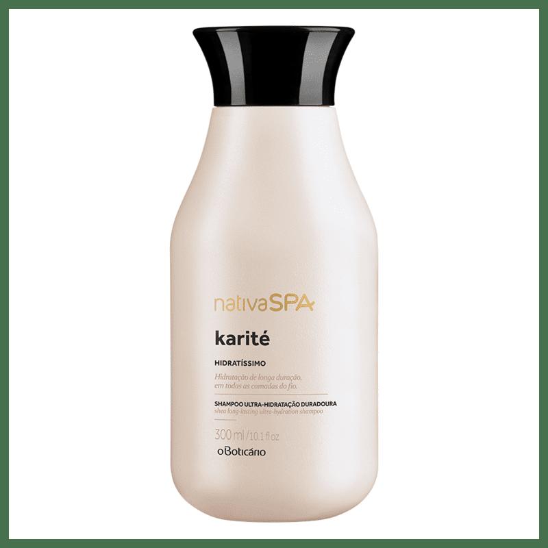 Shampoo Nativa SPA Karité 300ml