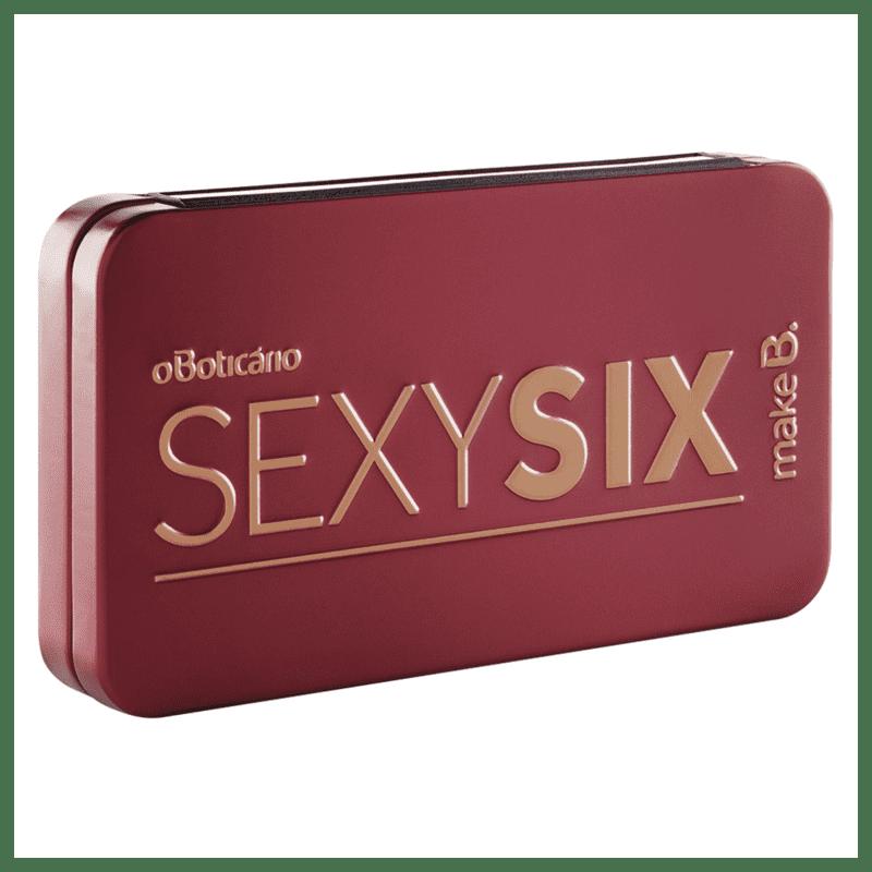 Palette de Maquiagem SexySix Make B. 4g