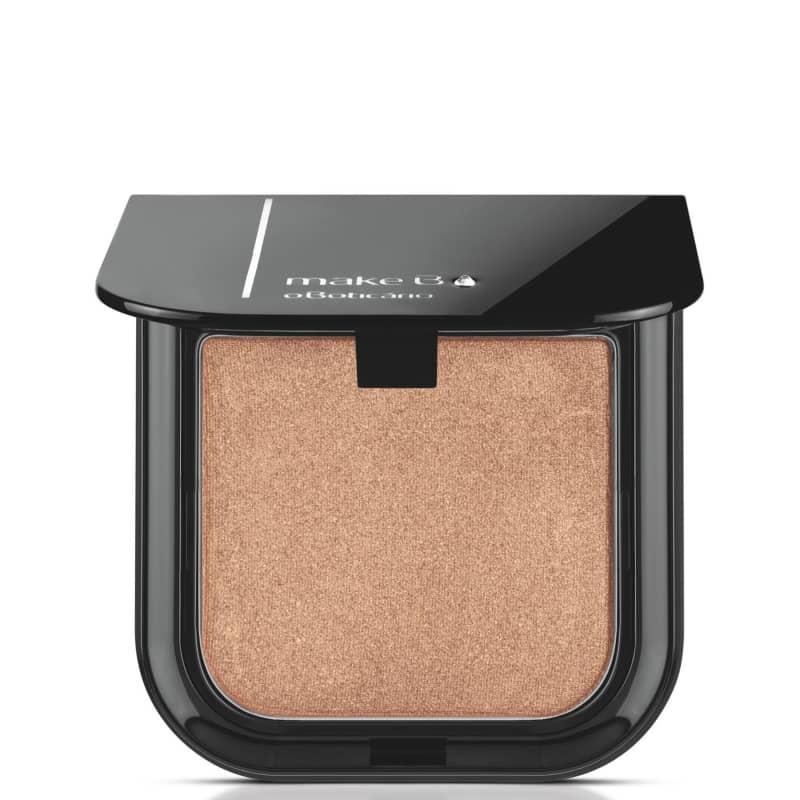 Pó Compacto Facial Iluminador Gold Make B. 5,4g
