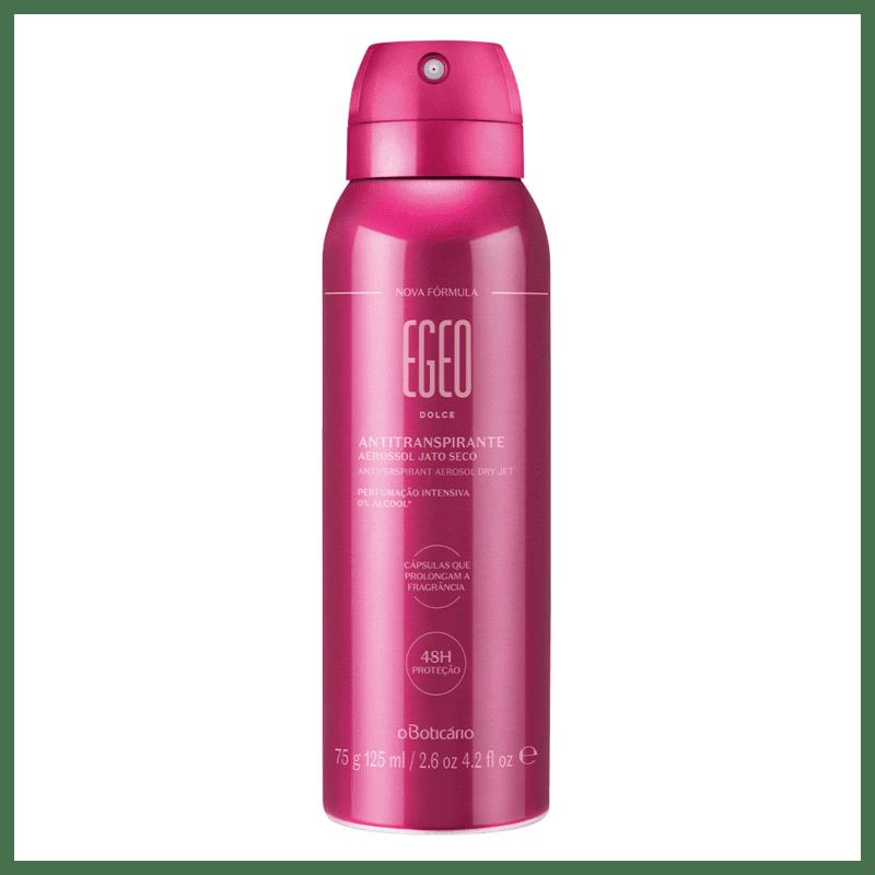 o Boticário Egeo Dolce - Desodorante Spray 75g