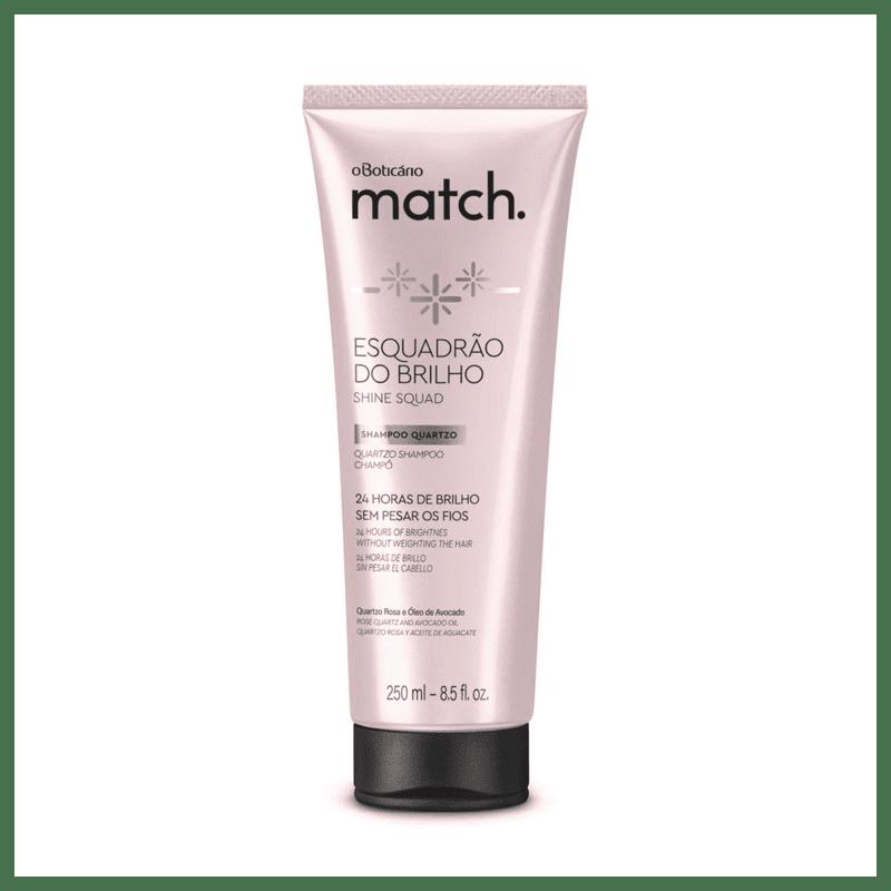 Shampoo Match Brilho, 250 ml