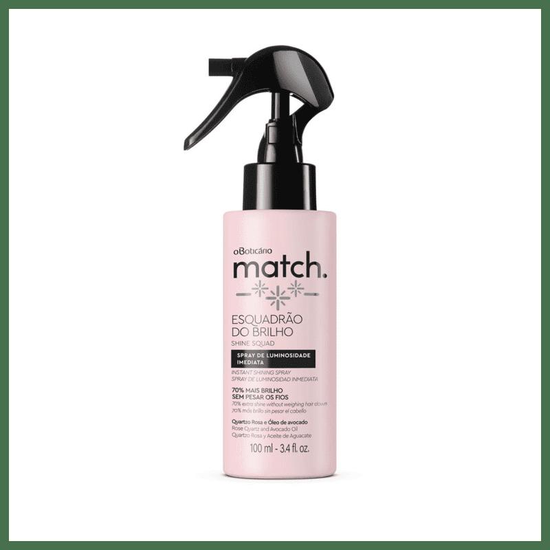 Match Spray Finalizador Brilho, 100 ml