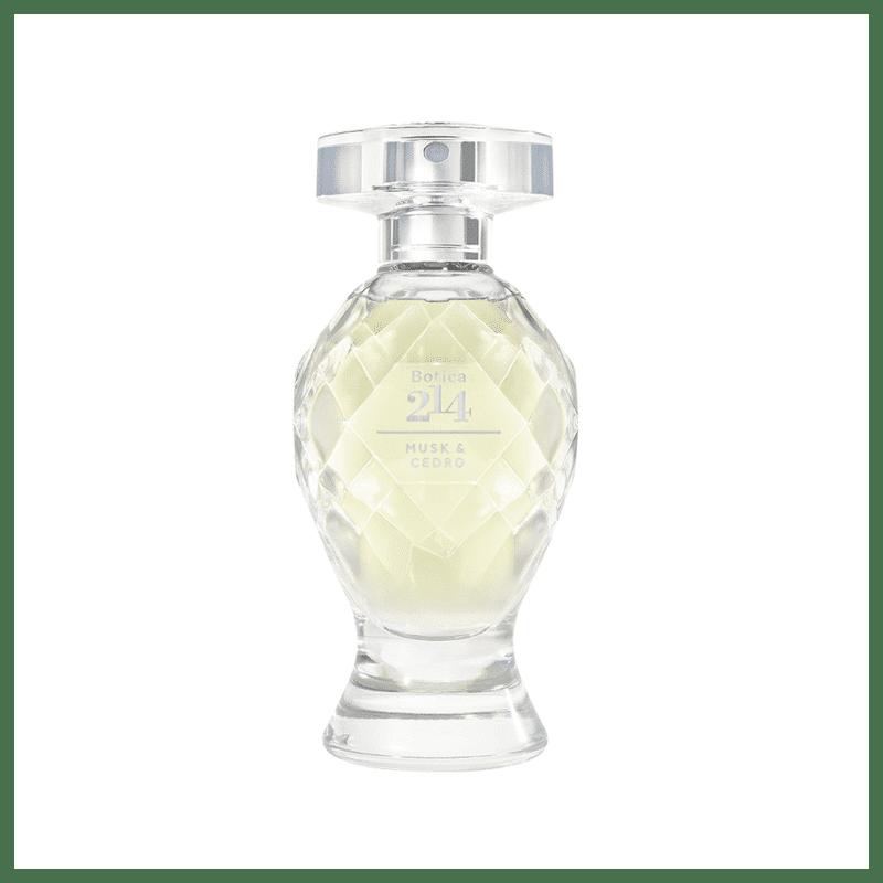Botica 214 Musk & Cedro Eau De Parfum 75ml