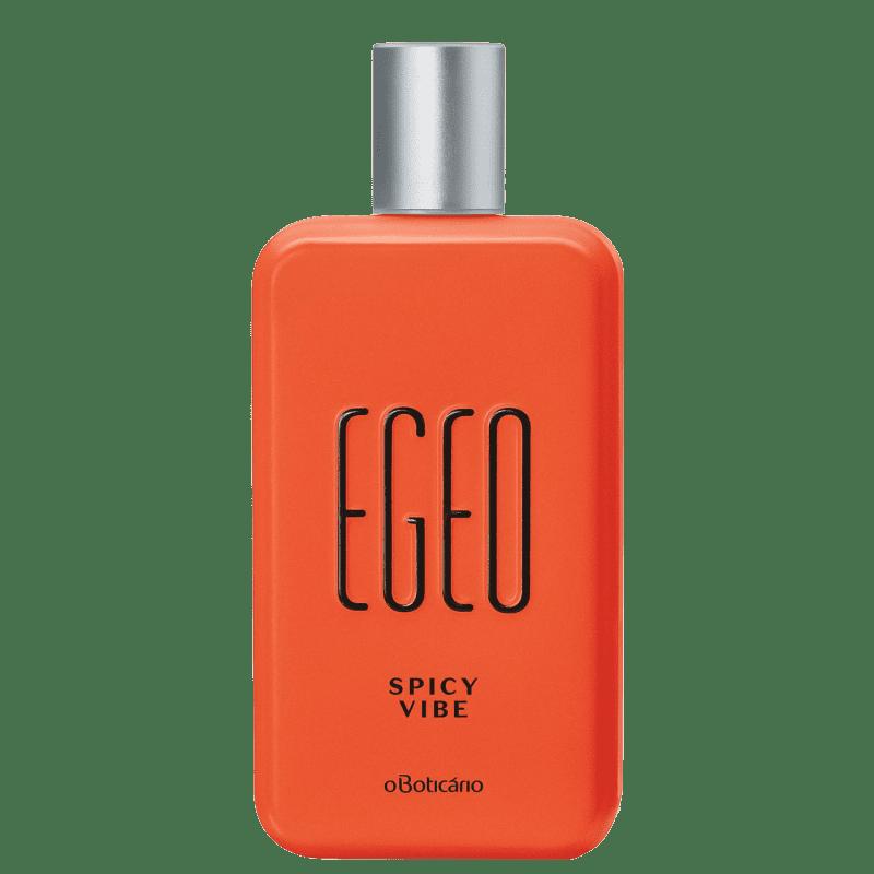 Egeo Spicy Vibe Desodorante Colônia, 90 ml