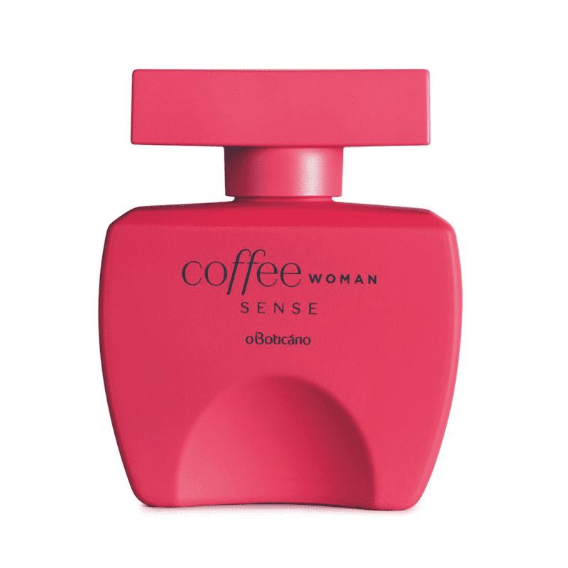 Coffee Woman Sense Desodorante Colônia 100ml