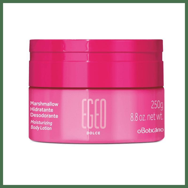 Egeo Dolce Marshmallow Desodorante Hidratante Corporal, 250 g