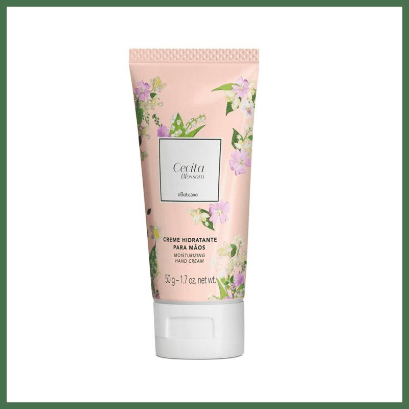 Cecita Blossom Creme Desodorante Hidratante Para Mãos 50g
