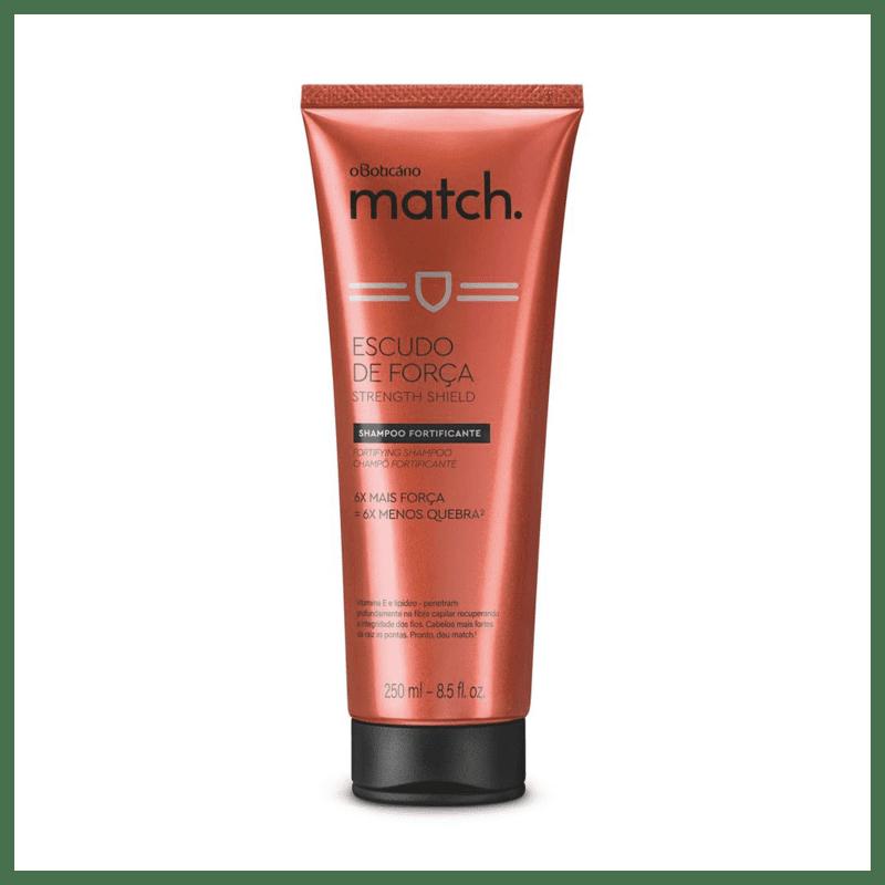 Shampoo Match Escudo da Força 250ml