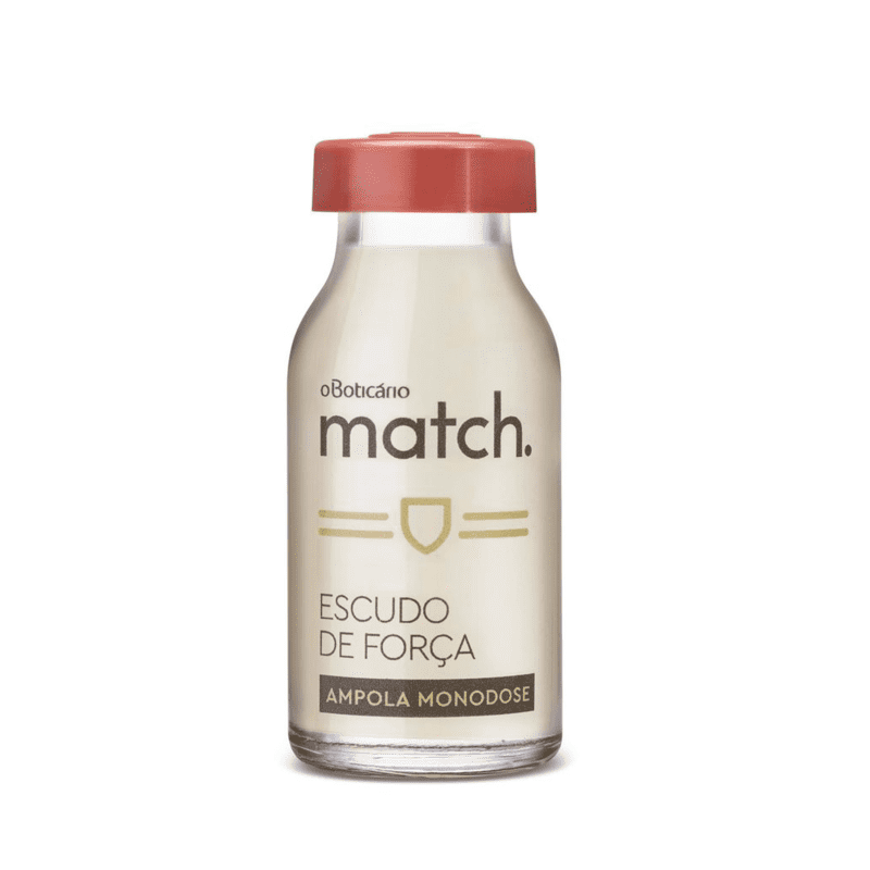 Ampola Capilar Match Força, 15 ml