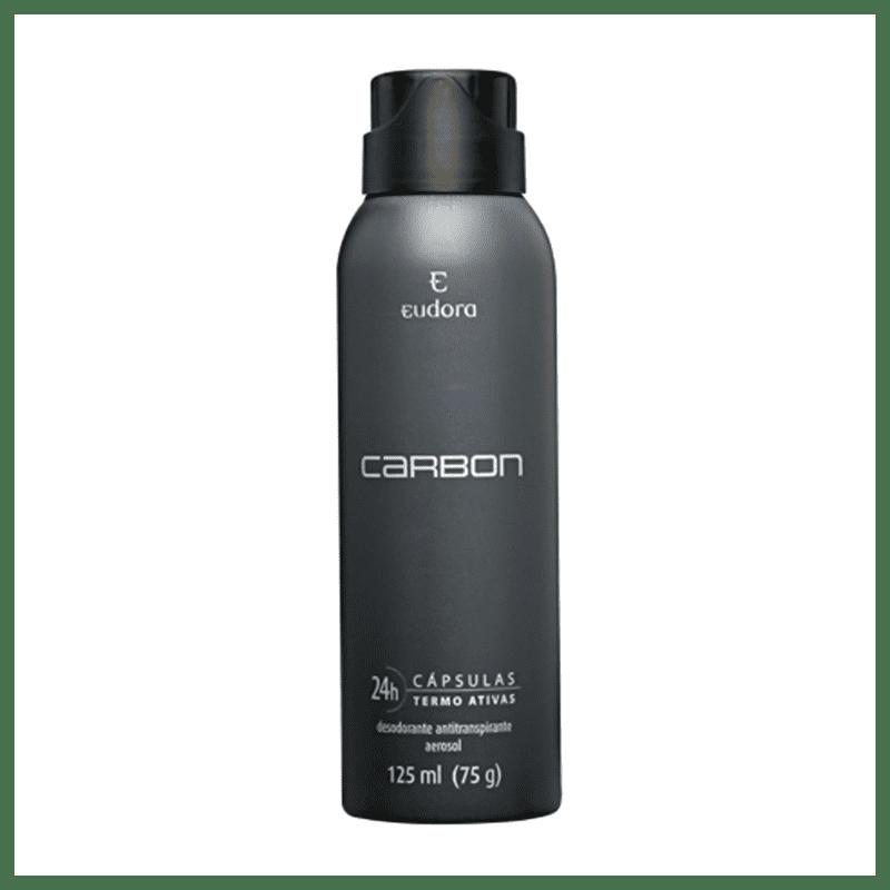 Carbon Desodorante Aerossol Masculino 125ml